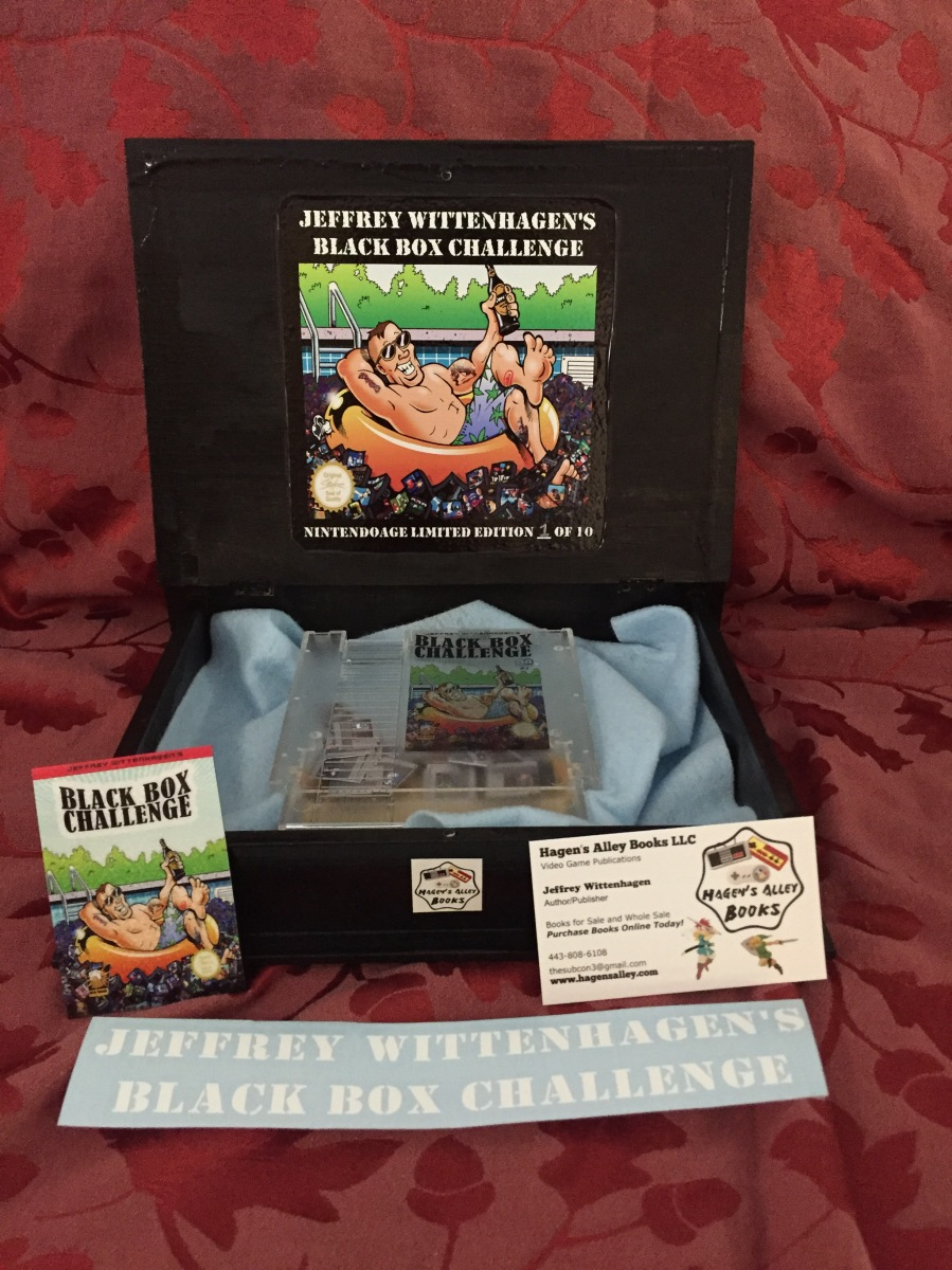 Black Box Challenge - NintendoAge Limited Edition Auction Info!