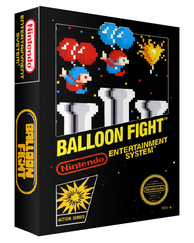Balloon Fight 3D