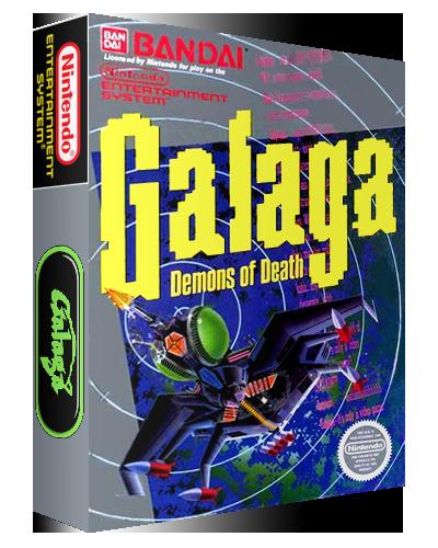 Galaga 3D