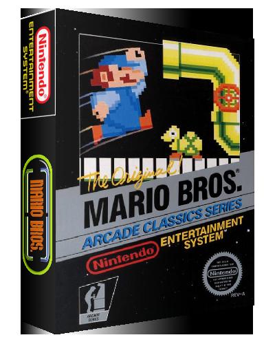 Mario Bros 3D