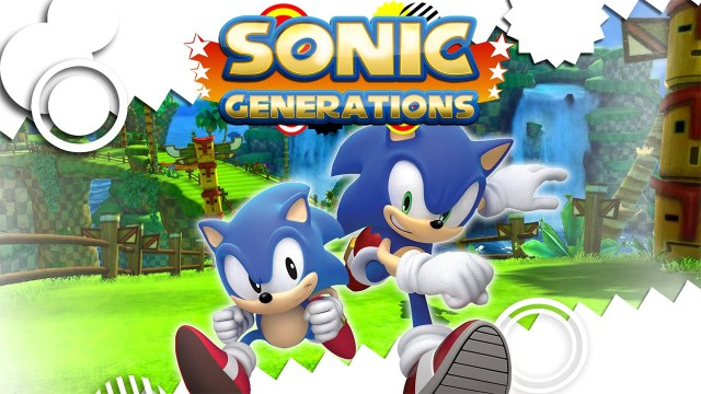 Sonic Generations – PS3 / Xbox 360 (vgMastersClub Review