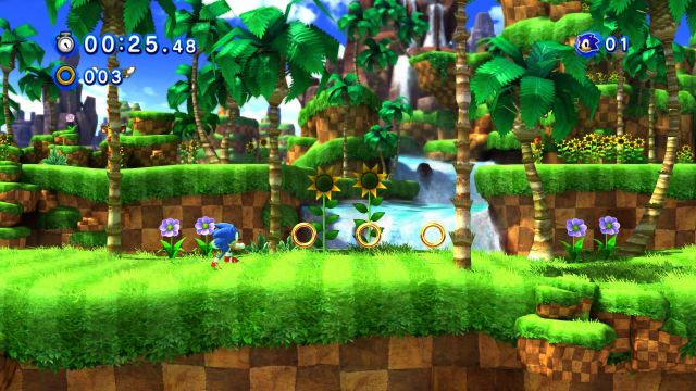 Sonic Generations – PS3 / Xbox 360 (vgMastersClub Review Rewind