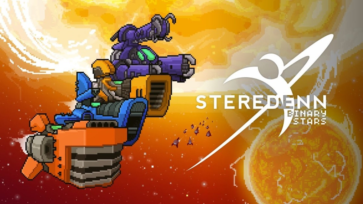 Steredenn: Binary Stars (Nintendo Switch) - Super Rare Games Physical Release Review