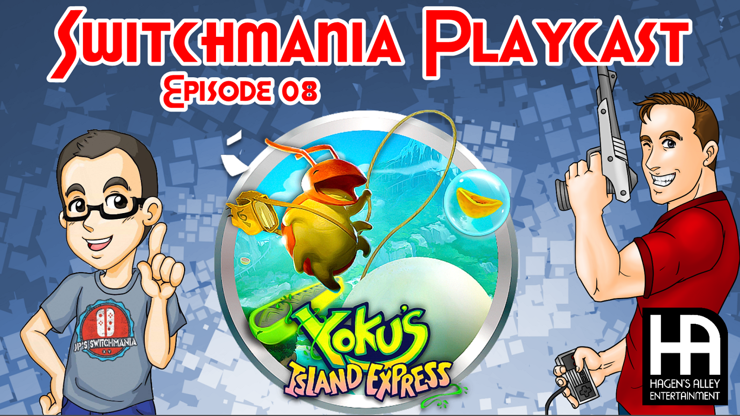 Yoku's Island Express and Bloodstained Begins! | Switchmania