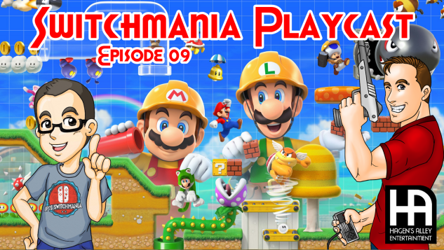 Super Mario Maker 2 and Troll Levels | Switchmania Playcast Episode